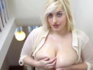 British MILF Down Blouse JOI, Free POV Porn 09