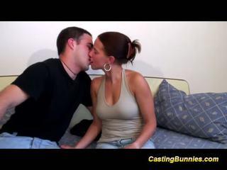 Sexy amateur couple fucking