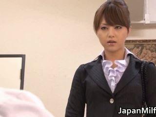 Akiho yoshizawa doktorn loves getting