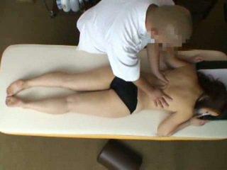 Mosaic: sieva reluctant orgasms laikā masāža 2