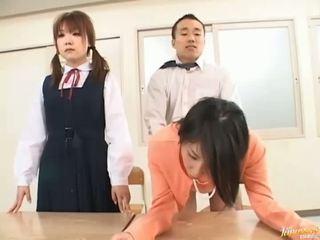 Szef bangs jego sekretarka