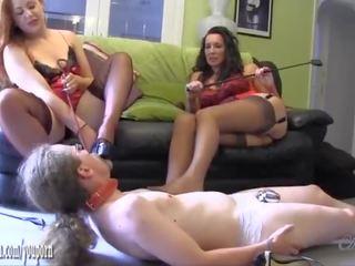 controleren brunette porno, vers hoge hakken, kijken voet fetish neuken