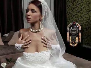 古い 男 と a 若い 花嫁