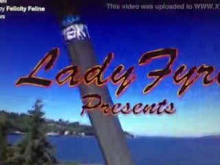Felicity Feline fetish taboo pet play