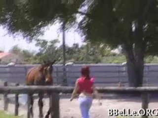 Horny Females Are Giving Dude A One-eyed Monster Examination