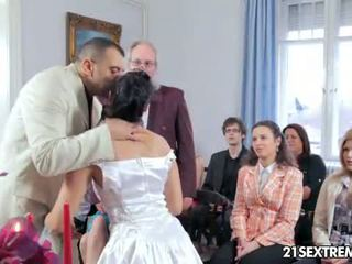 Scandalous wedding