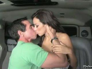 Breanne benson gives vadītājs līdz a laimīgs vīrietis izgatavošana tas grūti par viņam līdz pretoties