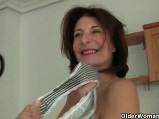 فرنسي مرح, على الانترنت الجدات راقب, نضوج سخونة