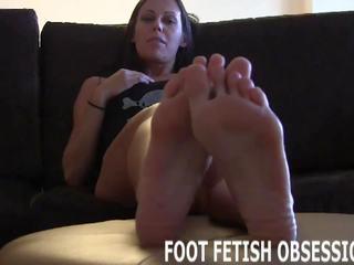 perfect actie, hq voet fetish video-, femdom