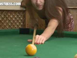 Femdom Chicks Playing A Painful Game