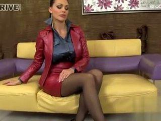 Yüksek topuklar siyah am seçki pussytomouth