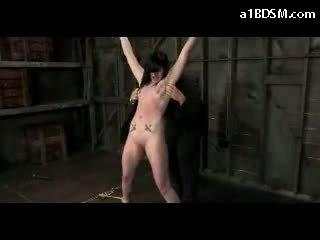 nieuw bdsm, slavernij, vol benen film