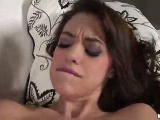 brunette, watch toys, fun orgasm