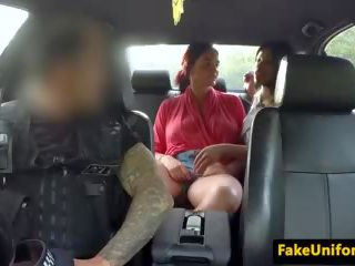Uniformed Uk Cops Trio Outdoors W Pulled Babe: Free Porn ff