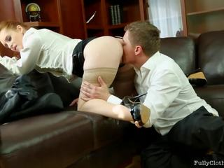 FullyClothedSex - Denisa Heaven private Fully Clothed Fuck Party