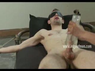 homo- kanaal, heet sadomaso, zien extreem video-