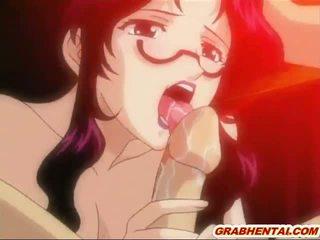 groot hentai video-, anime, echt gebonden vid