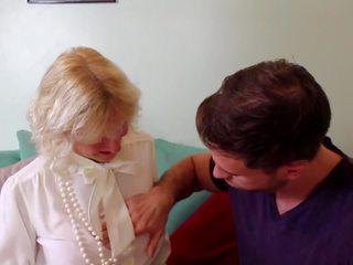 online grannies scène, mooi matures film, een milfs film
