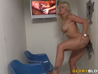 Holly Heart is Hungry for Black Cock - Gloryhole: Porn c3