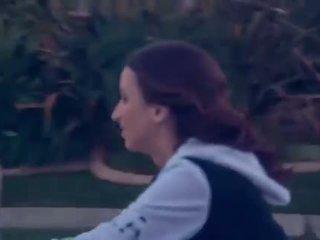 Duke Pornstar Belle Knox Swallows A Load on Teenfidelity