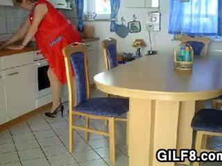 gilf, bunică, bunicuță, matur