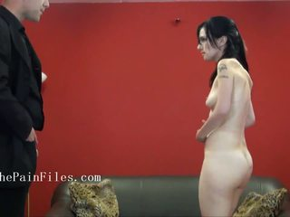 vernedering film, ideaal voorlegging neuken, bdsm video-