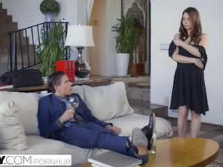 TUSHY Hot Babysitter Taylor Sands Enjoys Anal - Porn Video 721