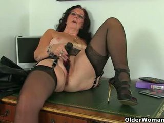 rated cougar clip, hq old, rated gilf