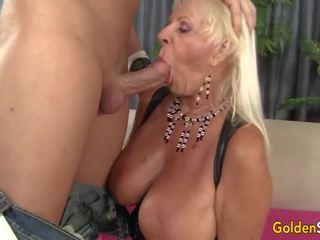 grote borsten, nieuw gilf, gratis cum in de mond mov