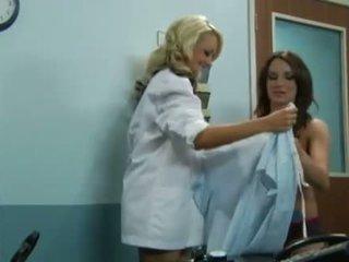 nice babes, hottest lesbian more, hottest doctors