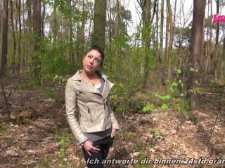 Im wald pornos Im Wald