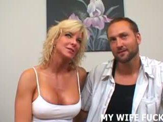 grote borsten, nominale hoorndrager porno, femdom neuken