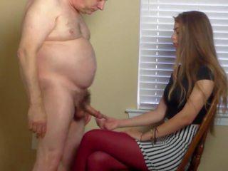 Fat Old Guy Jerk on Beauty, Free Old Fat Guy HD Porn 33