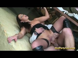 Busty Teens First Bukkake Party, Free Porn 88