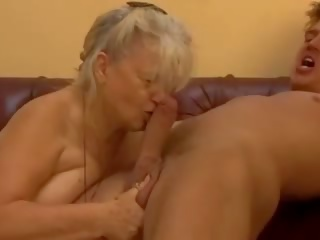 cumshots seks, oma seks, u grannies