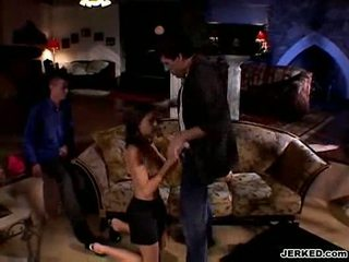 Kelly kline nasty housewife in threesome