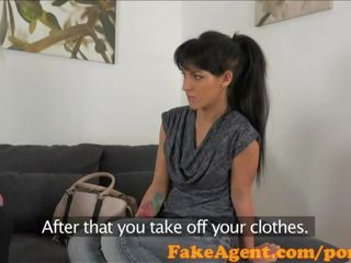 fresh reality clip, great audition, hot office posted