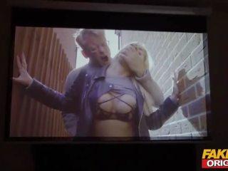 Fake Neighbourhood Married Couple From Next Door Show Their Sex Tape