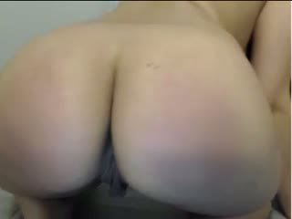 Spanish Hottie with Meaty Pussy Paddles Ass: Free Porn 10