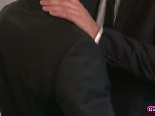 Ξενοδοχείο costumer fucks με ξενοδοχείο employee