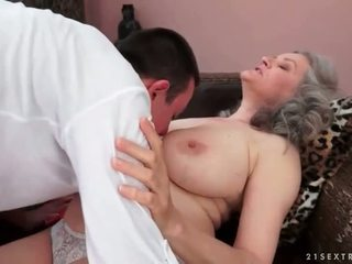 Busty Grandmas Sex Compilation