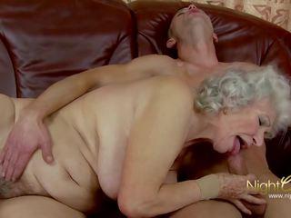jeder grannies nenn, echt alt + young heiß, hq natürliche brust neu