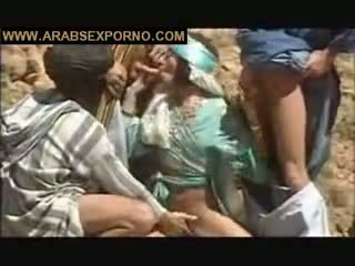see foursome vid, new outdoor, arabian action