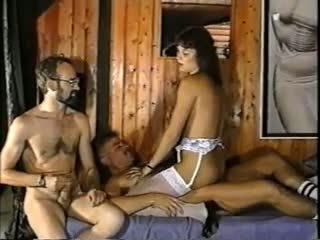 vol wijnoogst vid, biseksuelen porno
