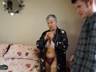 Agedlove Granny Savana Fucked with Really Hard Stick...