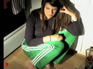 brunette vid, webcam, nominale fetisch