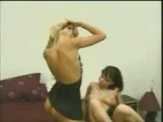 Anita blond kasting