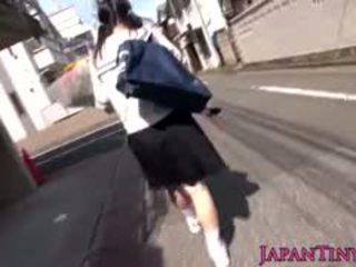 japanese, big boobs, fingering, teen