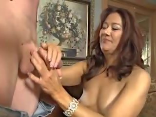 Asian Mature 52y: Cum in Mouth HD Porn Video 72