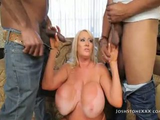 mmf, mehr große titten jeder, schön big ass